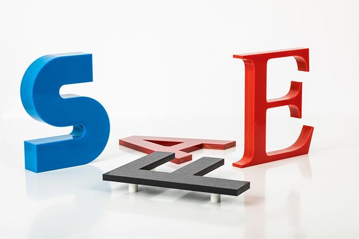 Einzelbuchstaben