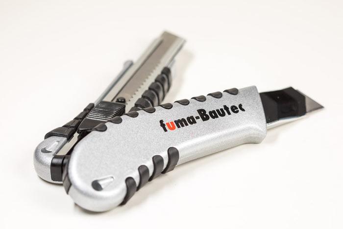 Werbeartikel gestalten - Cuttermesser